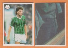 Northern Ireland Norman Whiteside Manchester United